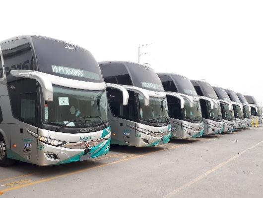 Imagem ilustrativa da notícia: VWCO entrega chassis de ônibus no México