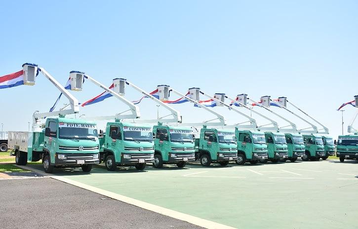 Imagem ilustrativa da notícia: VWCO exporta 21 caminhões para o Paraguai