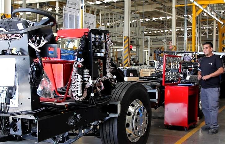 Imagem ilustrativa da notícia: VWCO inaugura nova linha de chassis no México