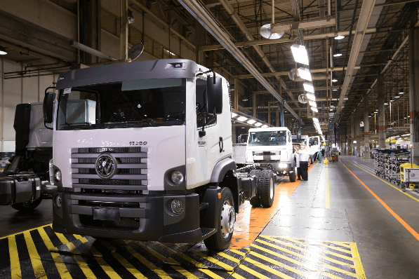 Imagem ilustrativa da notícia: É VWCO o caminhão mais vendido na Argentina