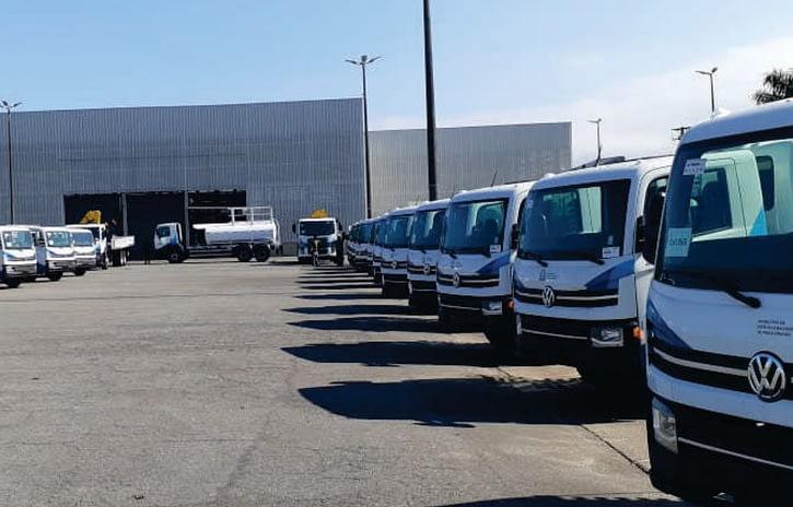Imagem ilustrativa da notícia: VWCO vende 21 caminhões para Prefeitura de Praia Grande
