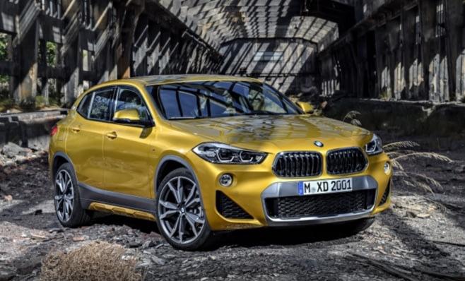 Imagem ilustrativa da notícia: BMW inicia as vendas do X2