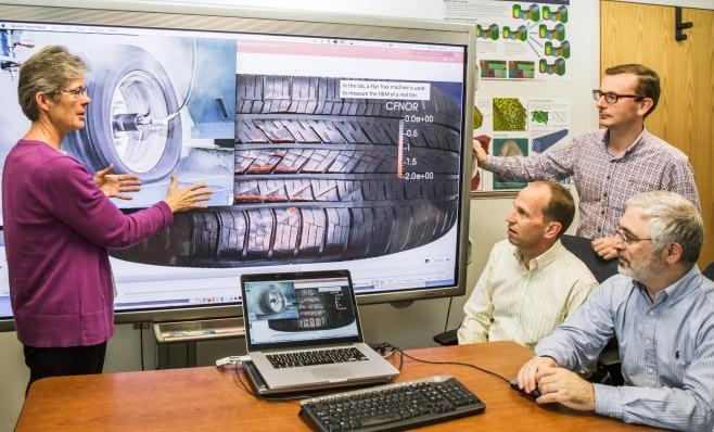 Imagem ilustrativa da notícia: Goodyear e Sandia: 25 anos de cooperação técnica.