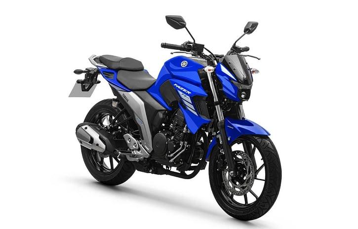 Imagem ilustrativa da notícia: Yamaha lança linha 2022 da Fazer por R$ 19 mil