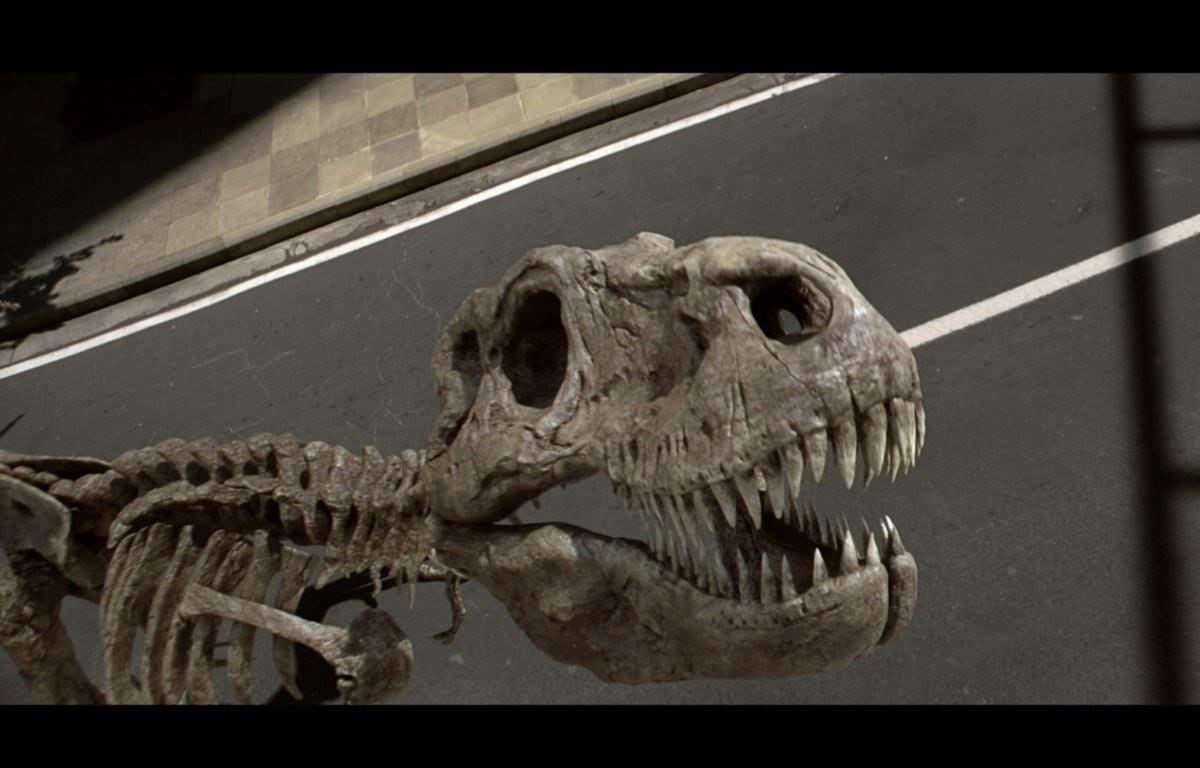 Imagem ilustrativa da notícia: Campanha do T-Cross tem T-Rex como protagonista