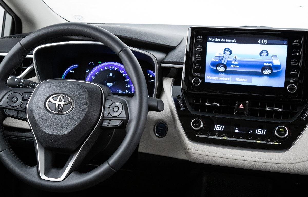 Imagem ilustrativa da notícia: Chega ao Brasil a décima-segunda geração do Toyota Corolla