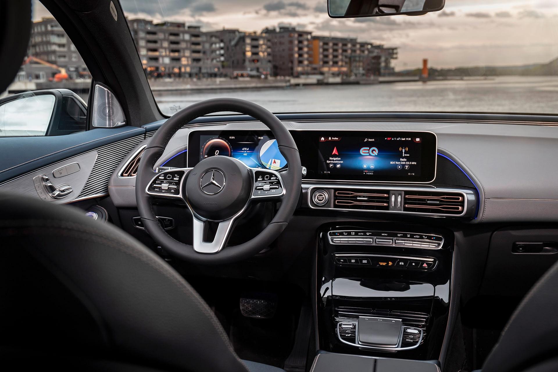 Imagem ilustrativa da notícia: Chega o primeiro elétrico Mercedes-Benz do mercado brasileiro