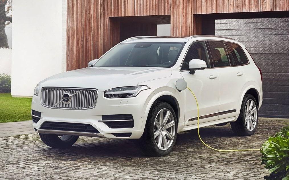 Imagem ilustrativa da notícia: Volvo Cars projeta vender mais de 4 mil eletrificados em 2020