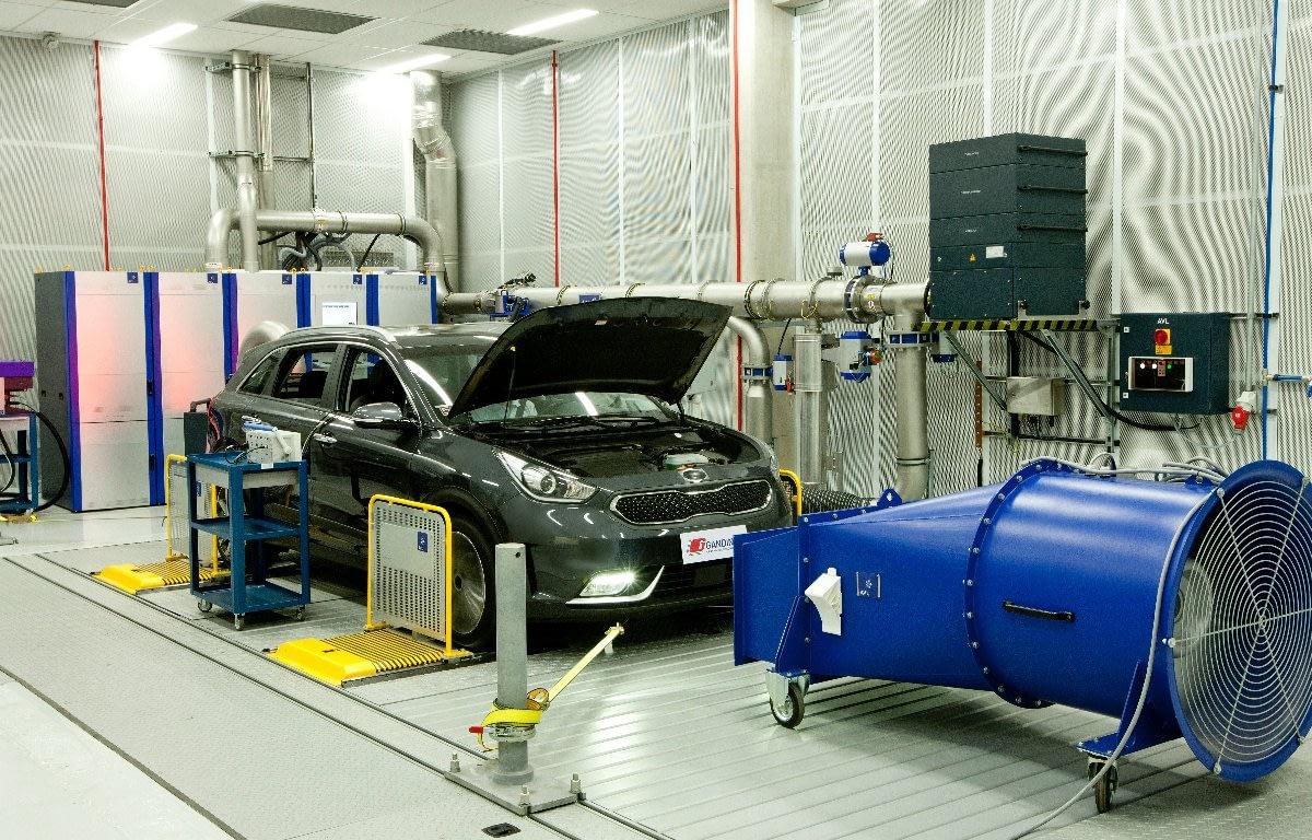 Imagem ilustrativa da notícia: Gandini inaugura centro para homologação de veículos