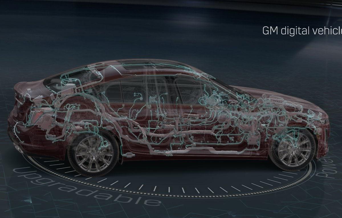 Imagem ilustrativa da notícia: GM lança sua nova arquitetura eletrônica veicular