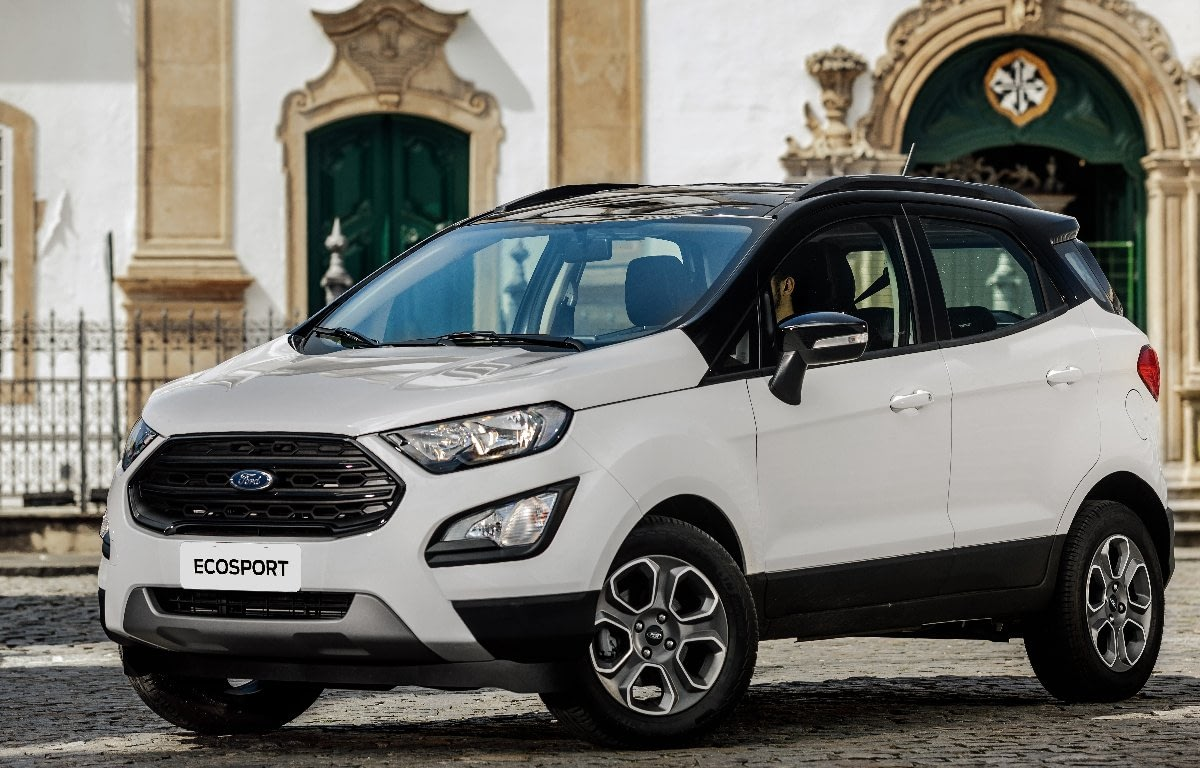 Imagem ilustrativa da notícia: Ford aposta no motor 1.0 para o Ka Freestyle