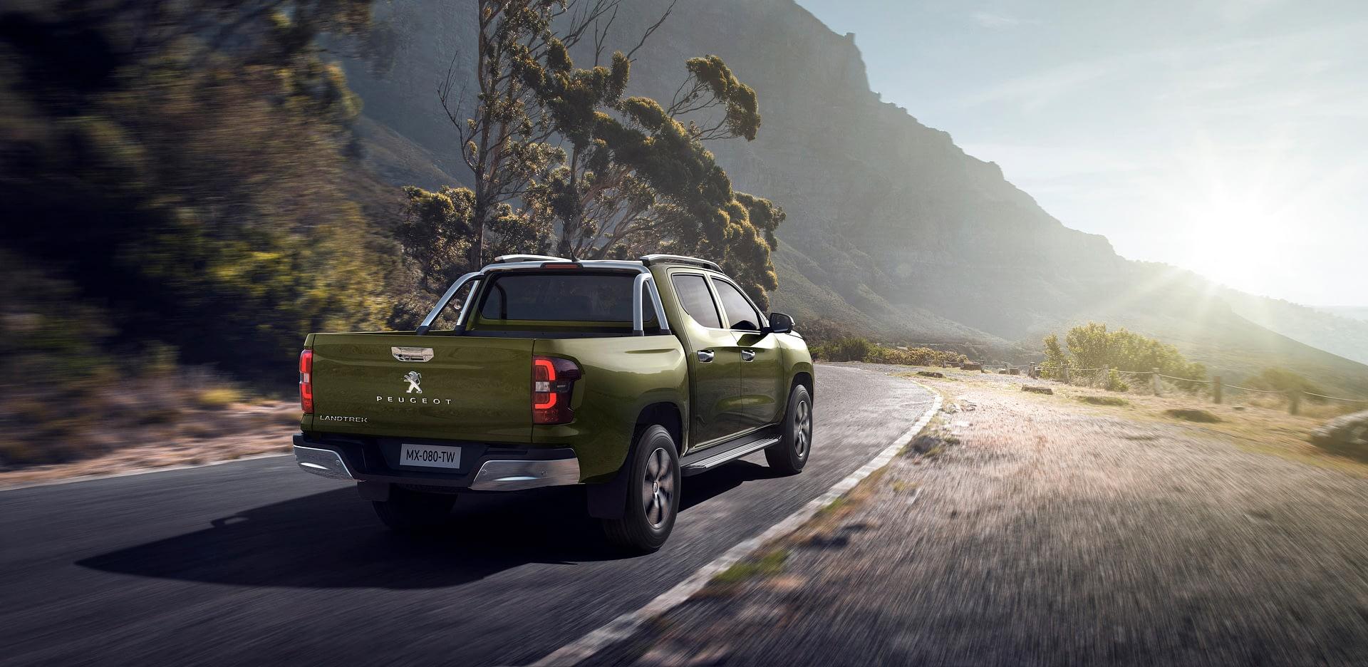 Imagem ilustrativa da notícia: Peugeot confirma picape para a América Latina