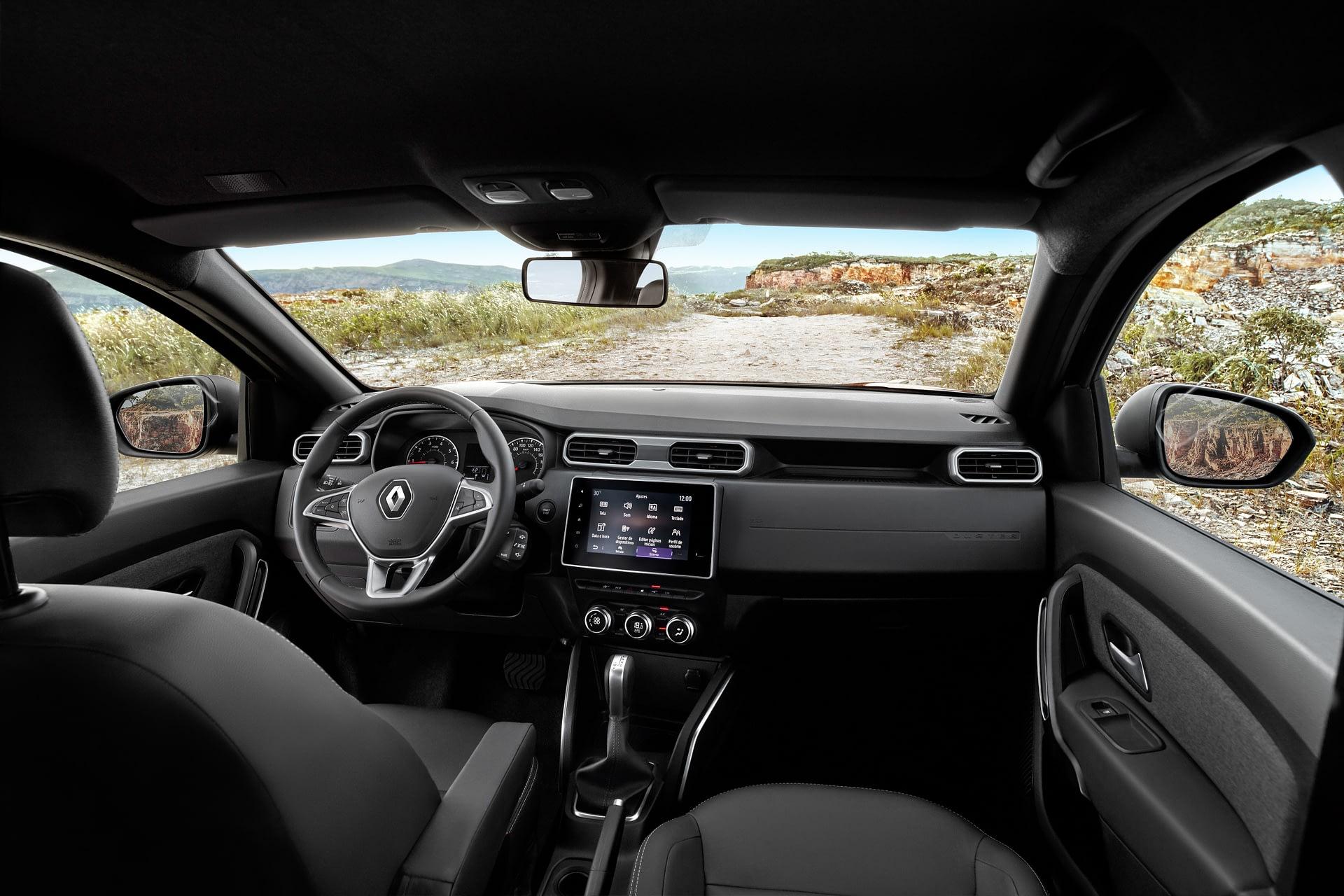Imagem ilustrativa da notícia: Renault Duster muda por dentro e por fora
