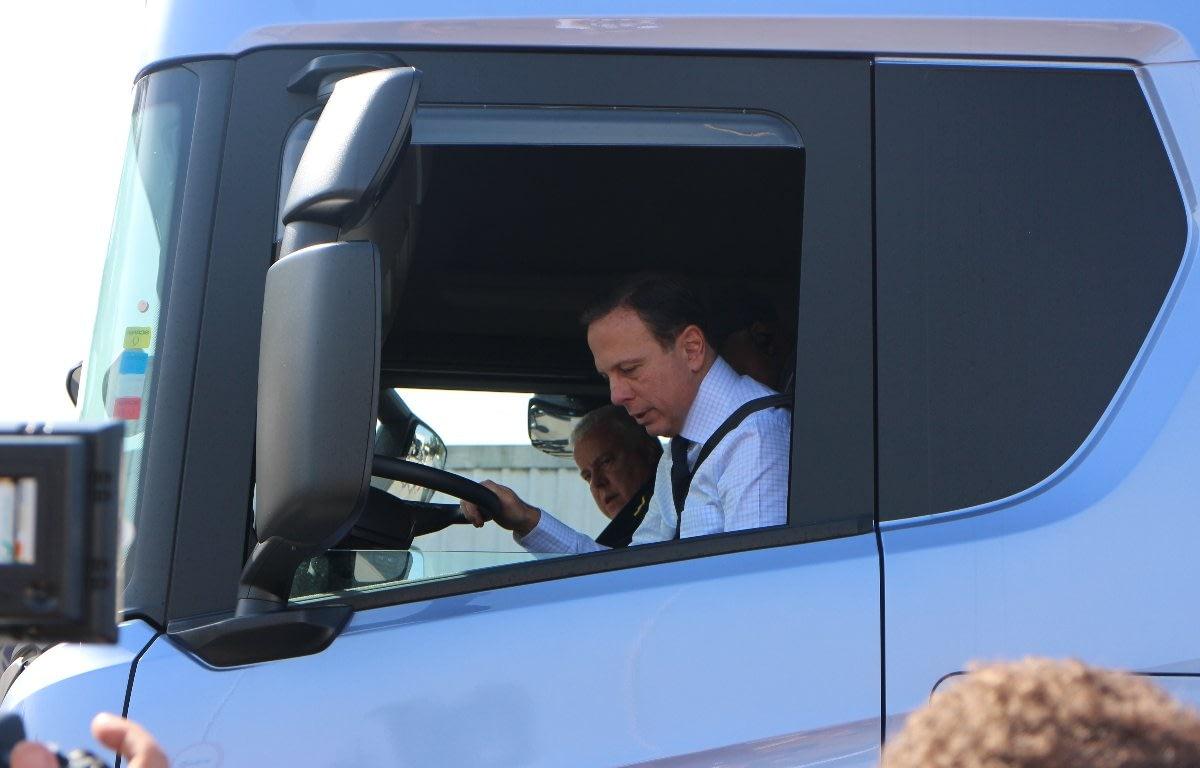 Imagem ilustrativa da notícia: Scania anuncia investimento de R$ 1,4 bilhão