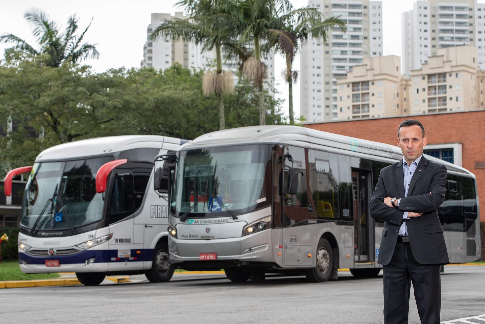 Imagem ilustrativa da notícia: Novos executivos da Scania no Brasil