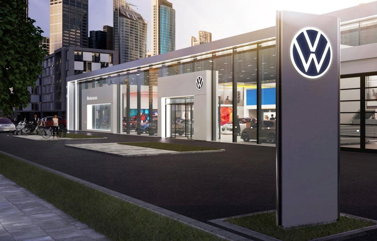 Imagem ilustrativa da notícia: Volkswagen adota novos logo e estratégia de comunicação