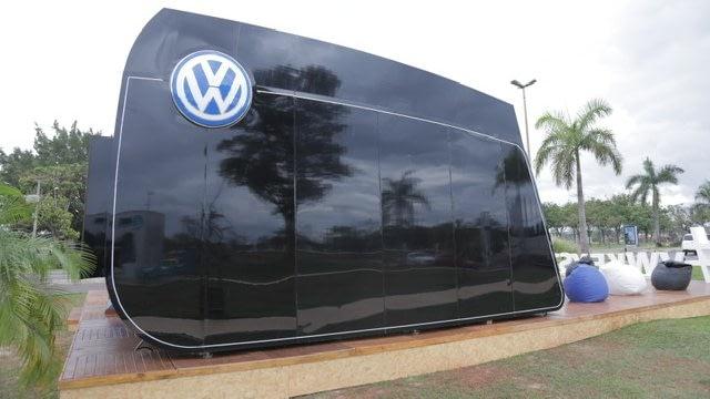 Imagem ilustrativa da notícia: Volkswagen lança a sua concessionária itinerante